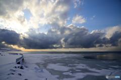 最北の氷海
