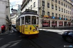 リスボンの路面電車2