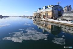 蓮葉氷のriver