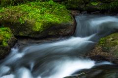 水の流れ4