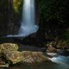 鳴沢の滝(滝壺)