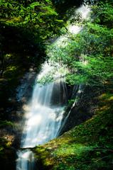 阿寺の七滝2