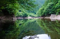 豊根ダム(みどり湖 )
