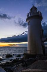 Lighthouse of IRAGO 2