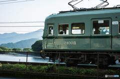 味わい深い電車1