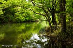 三河湖2016-05-08