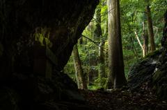 鳳来寺山探索5