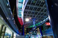 名古屋の宇宙船