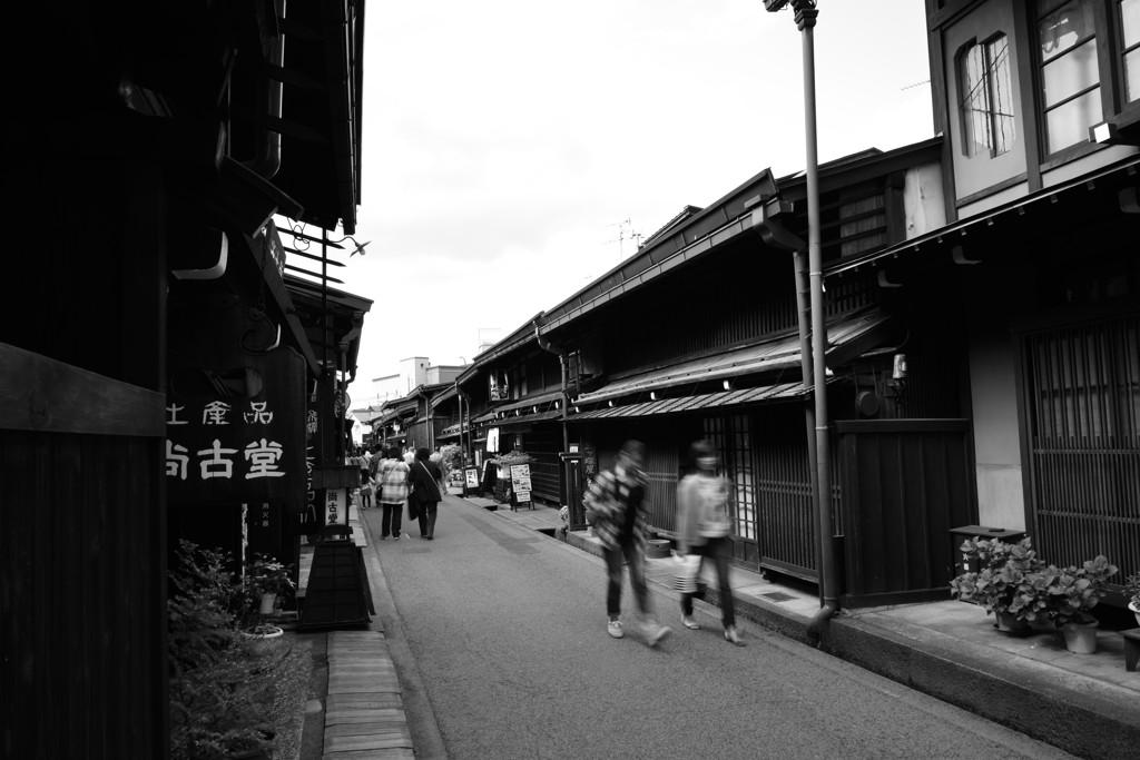 古い町並み (3)