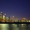 石油コンビナート夜景