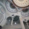 モスクにて目と目が合う