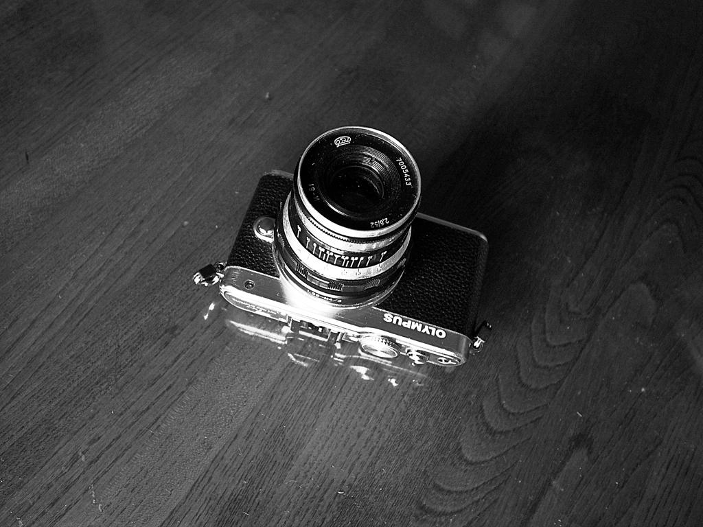 INDUSTAR-61L/D 52mm/f2.8 Lマウント ZEBRA