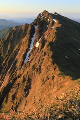 初夏の谷川岳 5