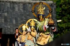 当麻寺練供養(迎え)