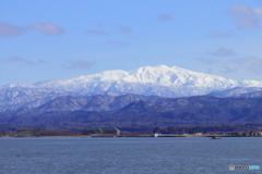 名峰白山②