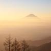おはよう、富士山