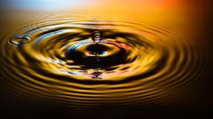 水滴の世界