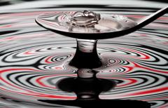 ラインによる流体表現の考察 第1番