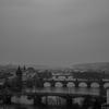プラハの朝