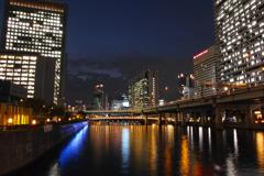 大江橋より1