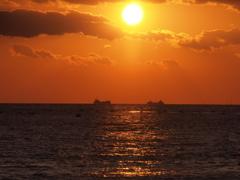 行き交う船 播磨灘1