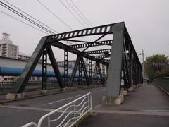 深川界隈の橋 鶴歩橋