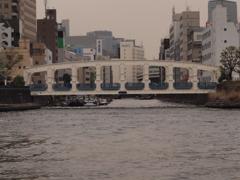 深川界隈の橋 豊海橋2