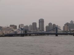 深川界隈の橋 清洲橋2