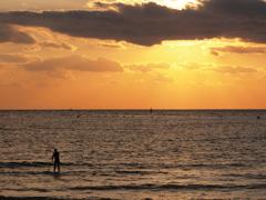 夕景 播磨灘1