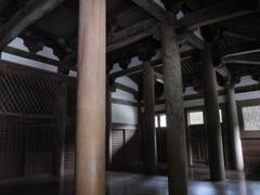 国宝 朝光寺本堂5 兵庫加東