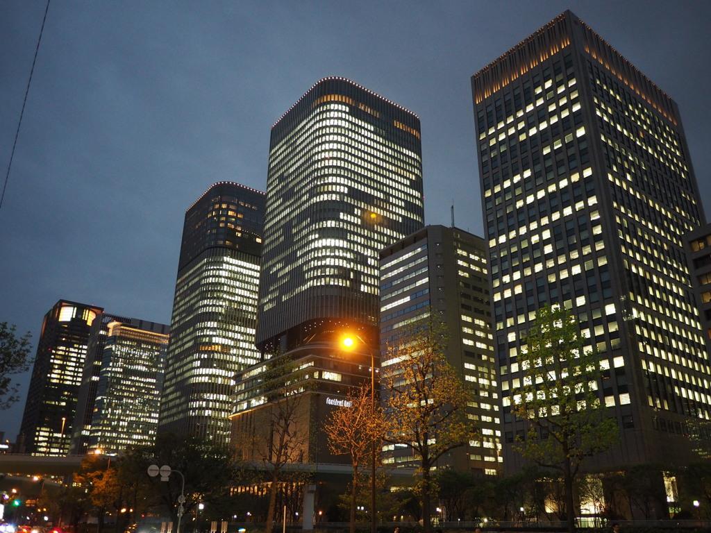 大阪だって大都会