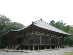 国宝 朝光寺本堂2 兵庫加東