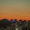 富士山 都庁