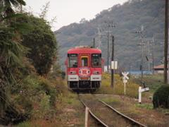 北条鉄道1