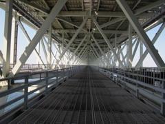 鉄路を諦めて・・・ 明石海峡大橋