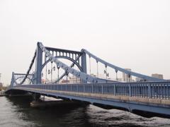 深川界隈の橋 清洲橋4