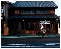 「豆腐屋さん」小江戸川越散歩333