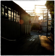 「かなりピンぼけ」小江戸川越散歩203