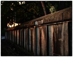 「冷房中」小江戸川越散歩300