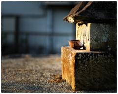 「欠けた茶碗」小江戸川越散歩304