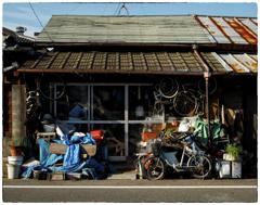 「通学路」小江戸川越散歩209
