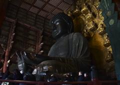 奈良の大仏特別参拝