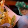 天ぷら蕎麦はいいものだ。