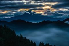 Rampaging clouds