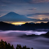 Sea of Clouds Night