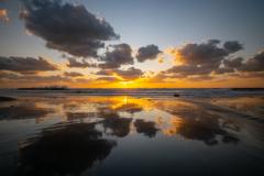 Estuary mirror