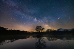 Moonrise / Starrise