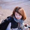 female photographer in 葛西臨海公園