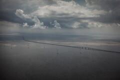 the donghai bridge