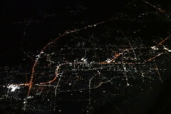 korat city night view